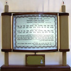 Blessings for Torah/haftarah