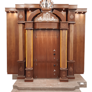 Aron kodesh and bimah